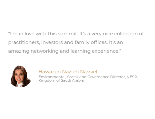 Middle East Family Office Summit Testimonial 10.fw