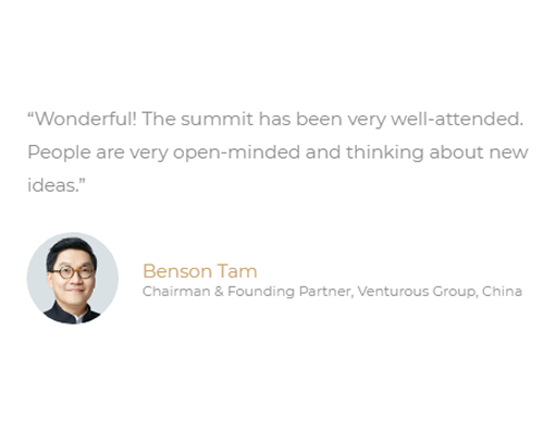 Middle East Family Office Summit Testimonial 8.fw
